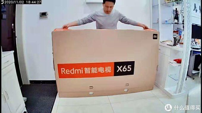 性价比巨高的大屏电视——REDMI X65