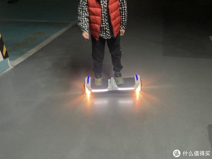 360儿童平衡车 V1 PRO 使用评测
