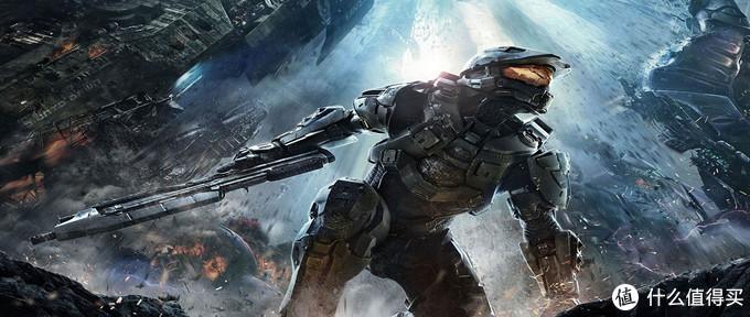 永远的士官长!最经典的微软射击游戏《光环》系列!