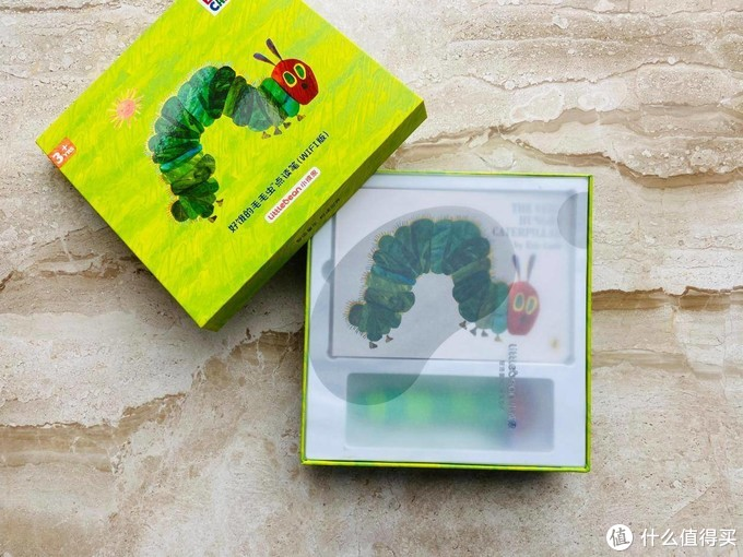 送你一支毛毛虫-新版毛毛虫点读笔开箱体验