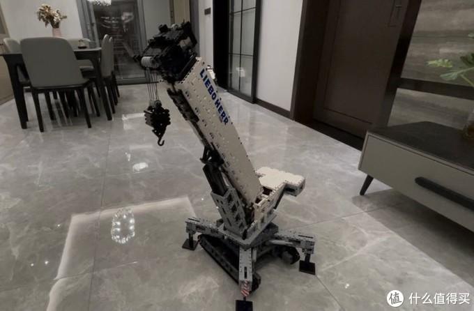 我的海尔兄弟,宇星模王起重机vs乐高挖掘机