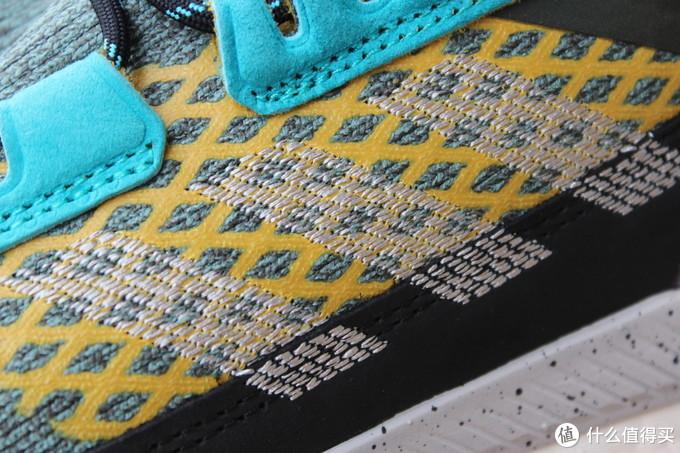 Adidas Primeknit 细节