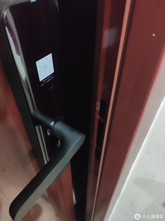 第一次使用智能门锁详细体验—小米智能门锁E
