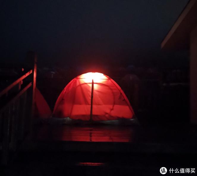 靠着这些装备,我在2℃的武功山帐篷营地住了一夜