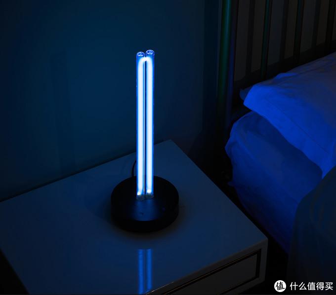 特殊时期消毒杀菌刚需:小达紫外线消毒灯,细菌、病毒一个都不放过