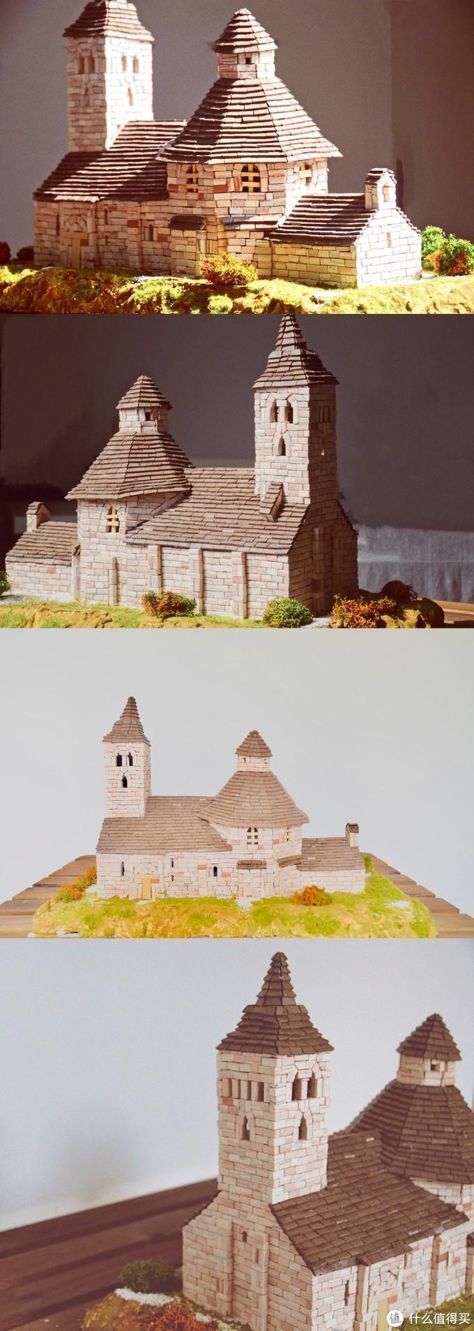 第二座城堡完工