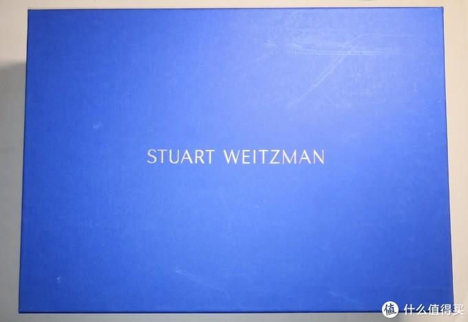 蓝色的盒子。
