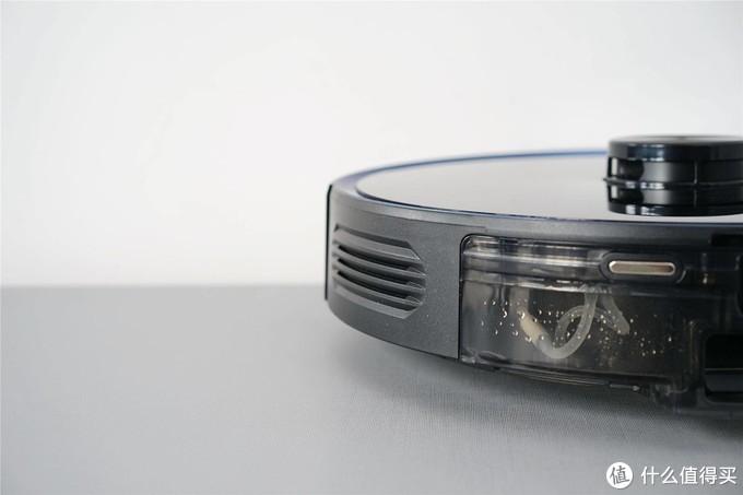 自动集尘,懒人的救星:云米互联网集尘扫拖机器人(智能集尘版)体验