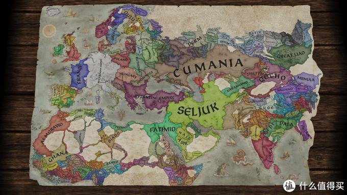 《王国风云3》首次折扣闪促仅限一天! 堪称是欧洲中世纪政治历史地理的教具