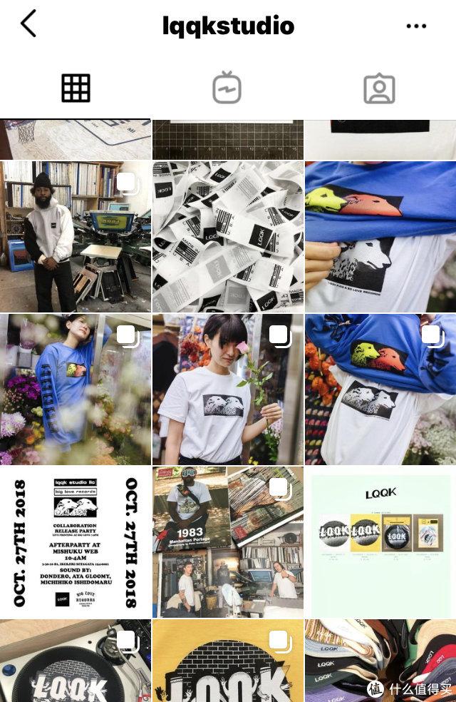LQQK的Instagram截图