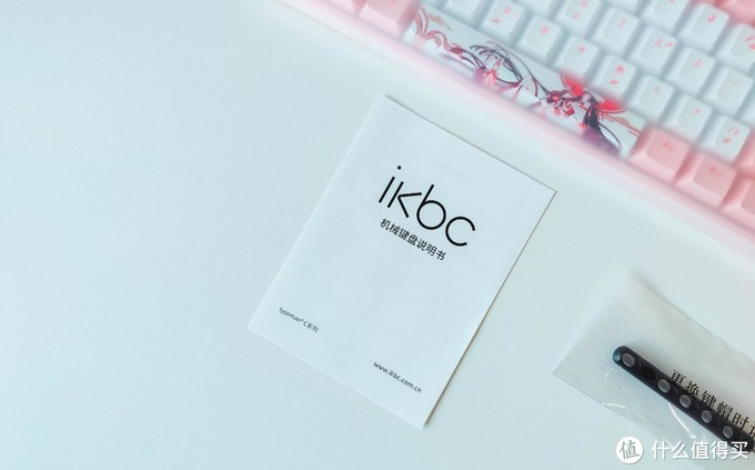小姐姐零门槛的主题键盘,ikbc C210白无垢定制版体验