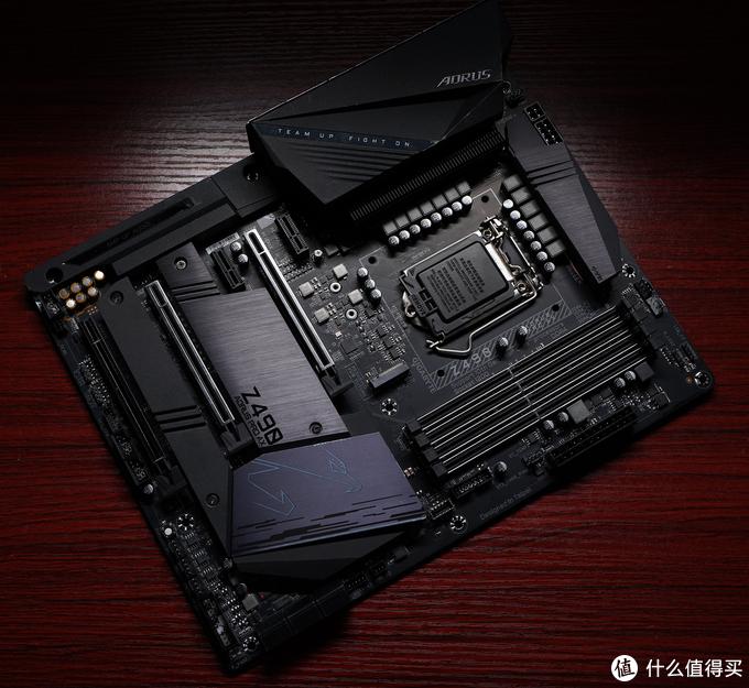 双十一过后买到的好物 技嘉Z490 AORUS PRO AX开箱