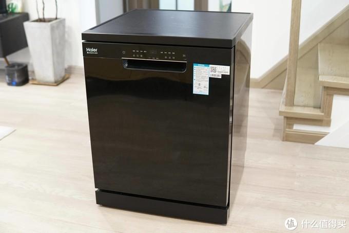 80℃高温杀菌,智能开门烘干:海尔13套洗碗机实测体验