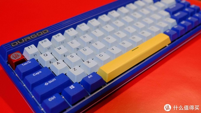 杜伽向机械键盘圈扔了一个石子,打破同质化现状Fusion独树一帜