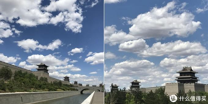 5月的大同天气极好,云层低到如同置身内蒙草原