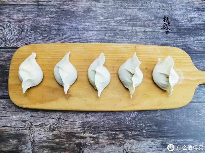 30年老师傅推荐,新品水饺,馅大皮薄个个爆汁,1次2盘