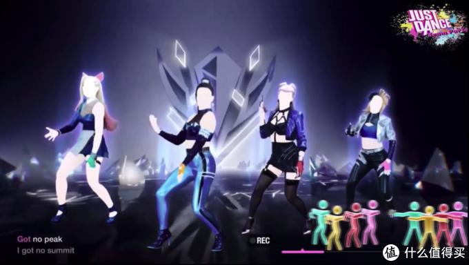 重返游戏:梦幻联动!英雄联盟K/DA虚拟女团加盟《舞力全开2021》