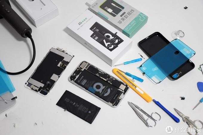 让iPhone8Plus再战三年,换了它就能实现,马拉松电池体验