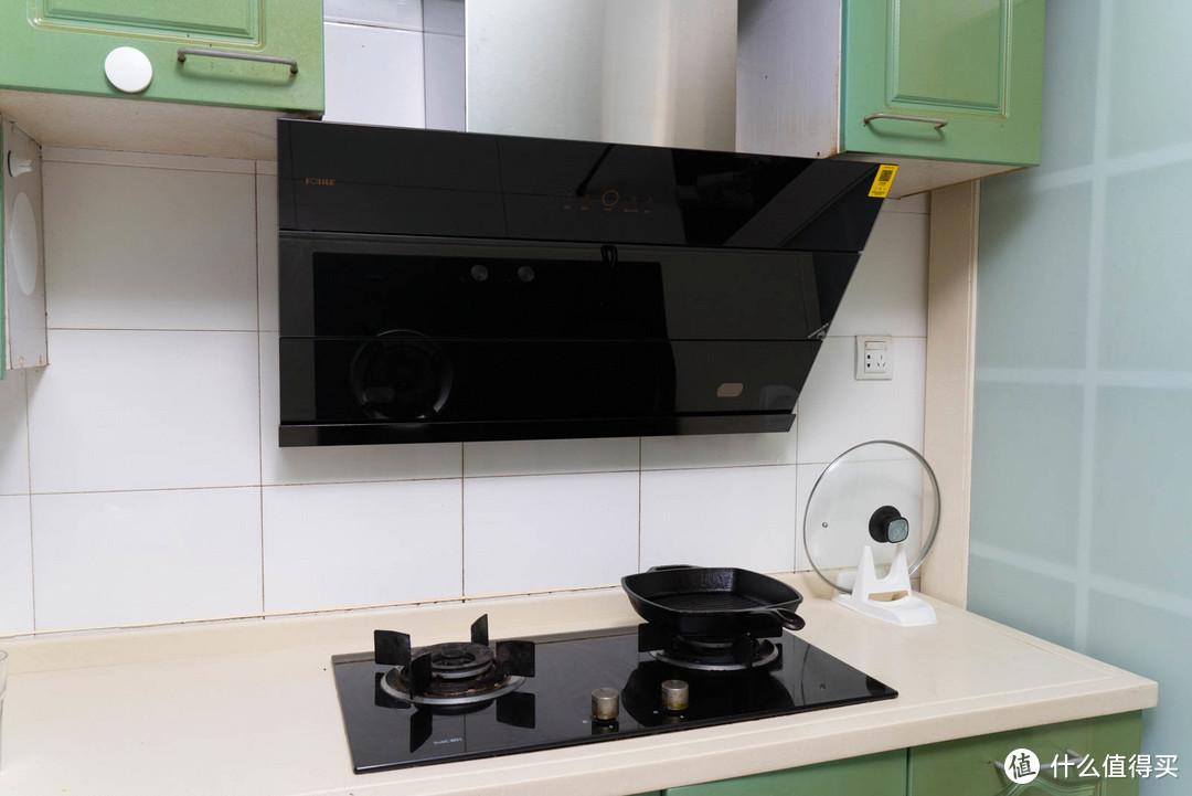 老旧厨房的福音——方太智能风魔方油烟机JQC1