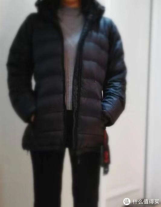 真人兽!!猛犸象Mammut Kahiltna Jacket 女款连帽鹅绒羽绒服