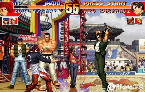 游戏推荐 篇三百五十一:让人热血沸腾的街机怀旧游戏