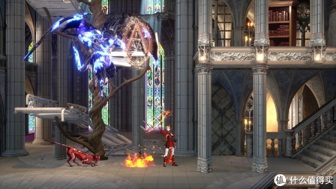 Steam好游推荐:4折购《赤痕·:夜之仪式》 一款类银河恶魔城冒险游戏