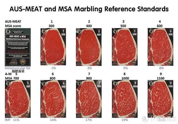 澳洲牛肉分级