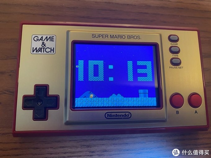 按time按钮则可以进入watch模式