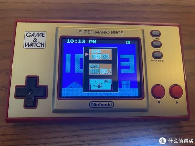 多图!迟来的任天堂游戏手表Nintendo Game&Watch开箱
