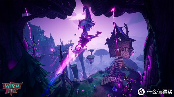 """游戏种草篇:体验游戏中的""""躲猫猫""""——《Witch It女巫来了》"""