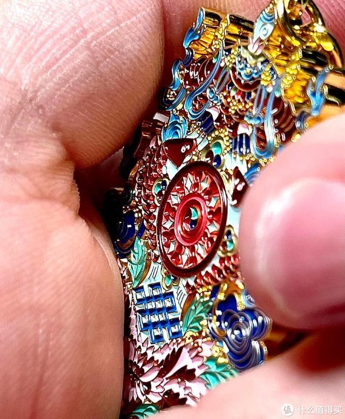 来自西藏的孝心礼物,八宝钥匙扣的寓意
