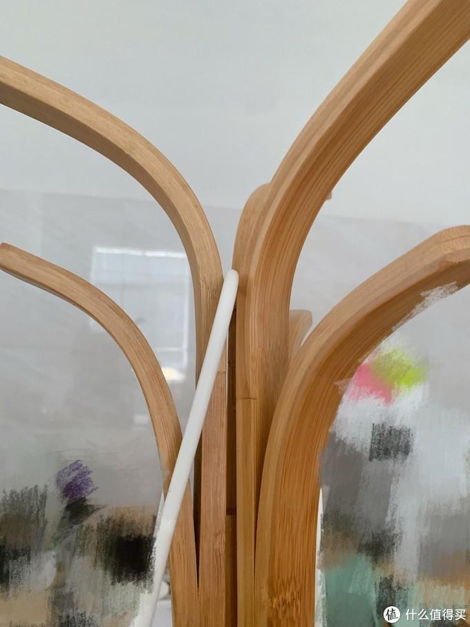 测评投稿|双十一买的竹木置物架终于被我组装起来了。