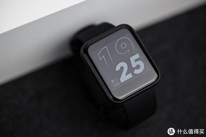 精致轻盈北欧风 Redmi Watch小方屏上手体验