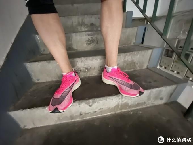 上海马拉松之NIKE ZOOMX VAPORFLY NEXT%