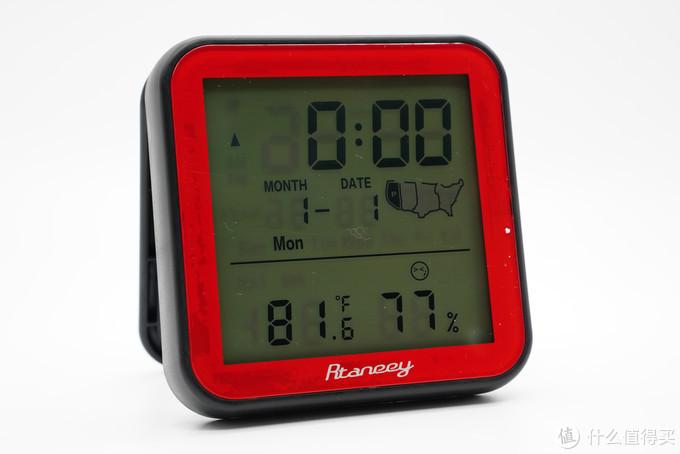 拆解报告:Rtaneey温度湿度时钟