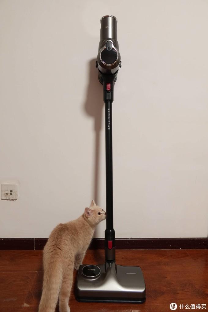 每一个有猫的你,都应该既拖又扫——洒拖F6 吸拖一体机体验