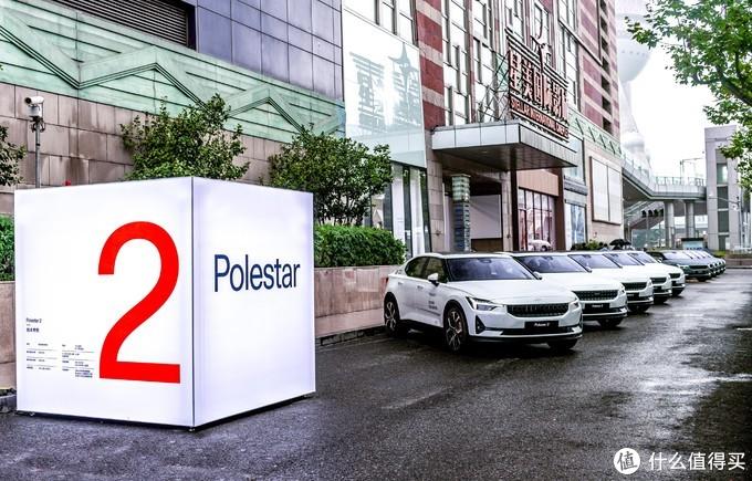 Polestar的野心:新开张的上海正大广场极星空间  要打造为陆家嘴新地标
