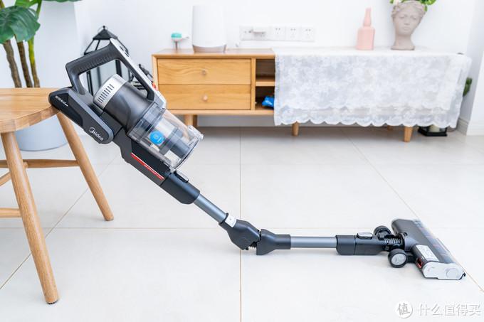全屋清洁一机多用,美的免弯腰吸尘器P7 详细体验