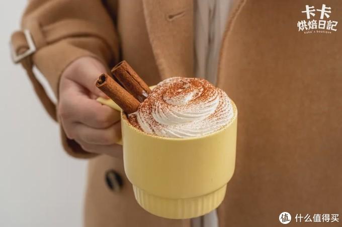 天一冷满脑子都是它!香浓柔滑还暖胃,比奶茶好喝多了!
