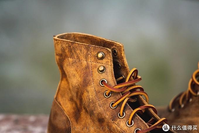 2000多吃顿快餐?一双快餐工装靴Oak Street Rambler Trench Boot