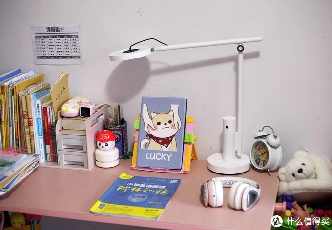 看娃必备!能远程陪娃孩子学习的台灯来了!