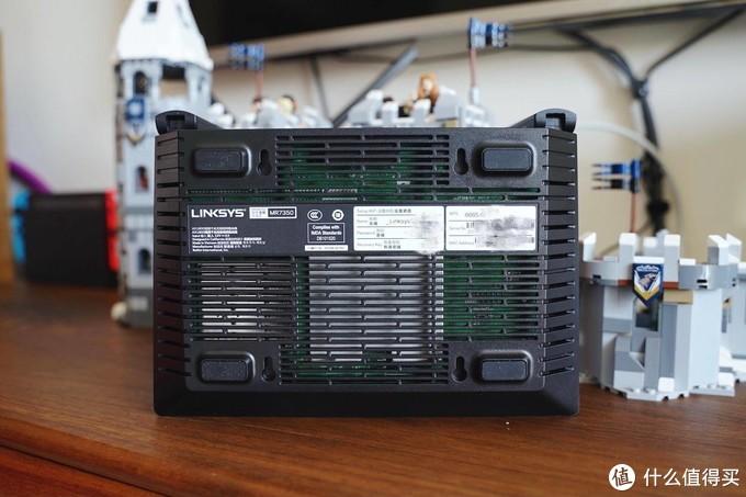 领势 MR7350 WiFi 6分布式路由器:轻松搭建新一代网络环境