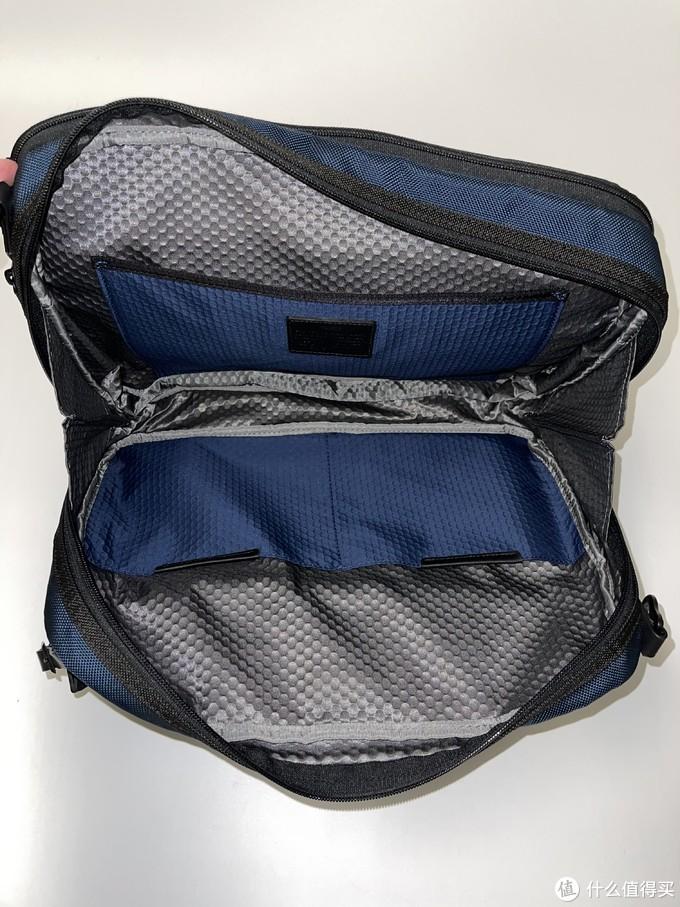 闷骚商务休闲包的好选择---TUMI AlphaBravo单肩包使用评测