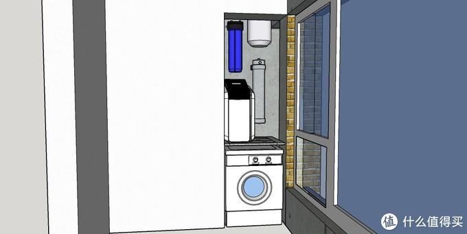安装位置效果图