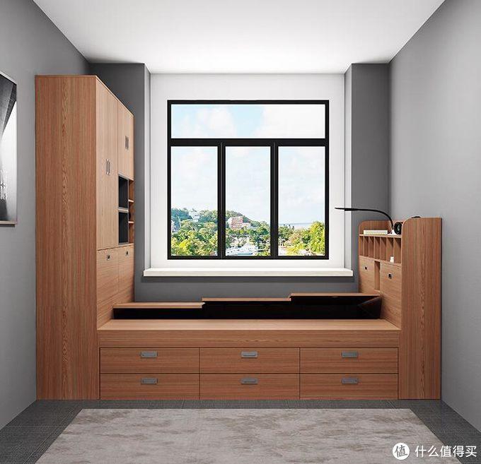 户型小住不开?学会这些装修技巧,可以把20平米的房间住成120平米的感觉