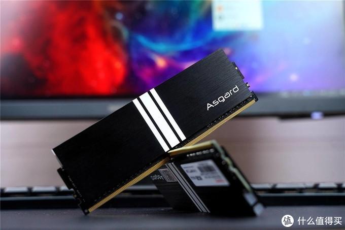阿斯加特黑骑士V1内存分享,高频有了、颜值有了、价格在低一些就更美了!