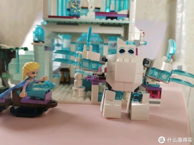 43172:公主系列不能少的爱莎城堡