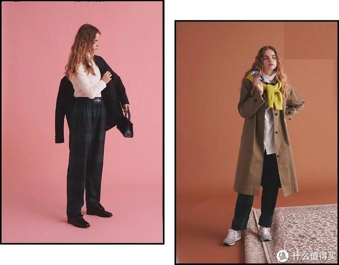 论会穿,只服日杂《FUDGE》,一件格纹搭遍秋冬,实穿时髦!