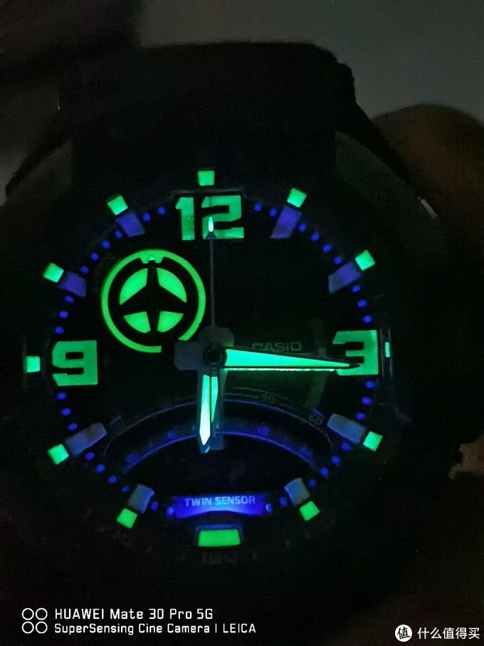 GA-1000的紫外线夜光灯
