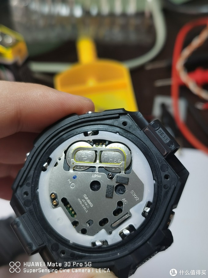 GA-1000电池特写